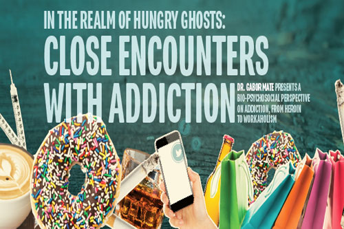 Book Review – In the Realm of Hungry Ghosts by Gabor Mate